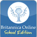 Britannica School icon