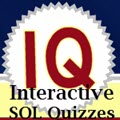 Picture of IQ logo for interactive quizzes