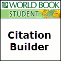 World Book Citation Builder icon
