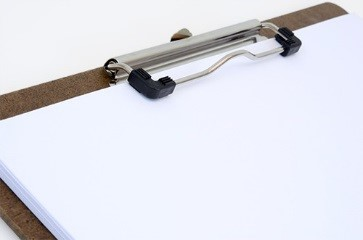 picture of a low profile clipboard
