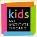 kids art institute icon